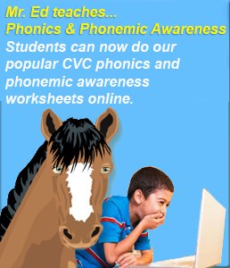 Printables Free Phonemic Awareness Worksheets 56 free phonics worksheets and phonemic awareness activities